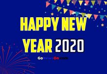 Quotation For Happy New Year Wishes 2020 - www.GoNewsOn.com