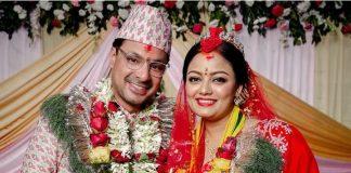 Reecha Sharma Nepali Actress Biography Wiki Age Husband Dipekshya Bikram Rana - www.GoNewsOn