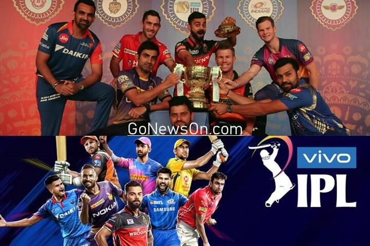 VIVO IPL 2020 - Indian Premier League - www.GoNewsOn.com