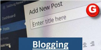 What Does Blogging Mean - www.GoNewsOn.com
