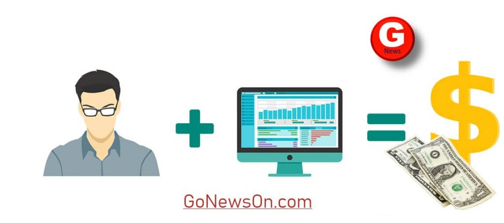 Which blogger makes the most money - www.GoNewsOn.com