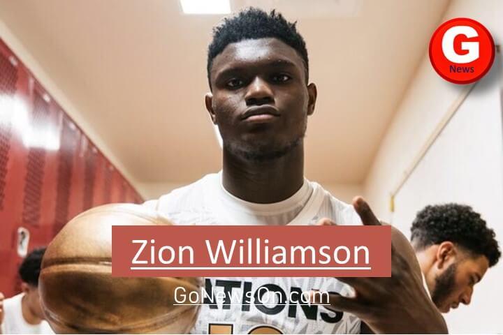 Zion Williamson Net Worth - www.GoNewsOn.com
