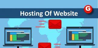 hosting of website - www.GoNewsOn.com