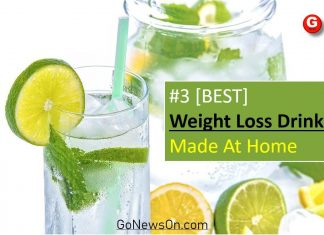 #3 [BEST] Weight Loss Drinks Made At Home - www.GoNewsOn.com