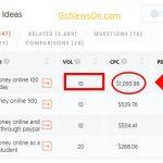 Make Money Online 100 USD Per Day, www.GoNewsOn.com