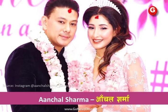 Aanchal Sharma Husband Photo