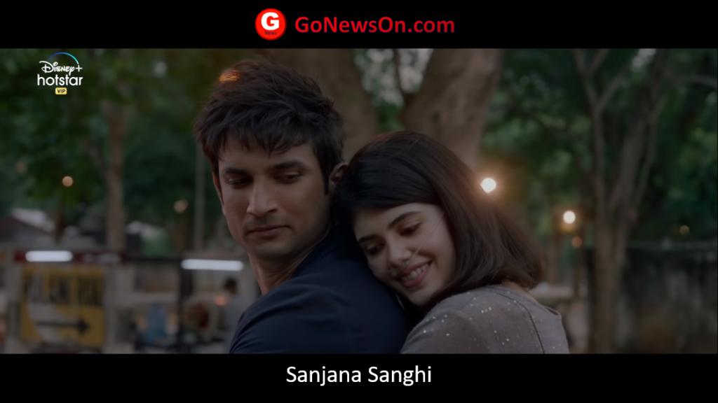 Sanjana Sanghi Wiki Age Biography Movies Boyfriend - www.GoNewsOn.com