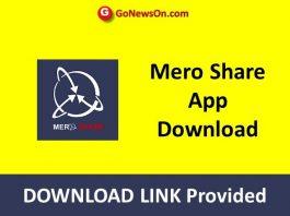 nepali mero share app download