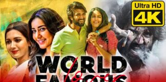 World Famous Lover Hindi Dubbed Movie Download 1080p 1.2GB