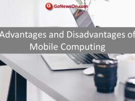 essay on Advantages and disadvantages of mobile computing