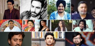 Indian Actors who died in 2020