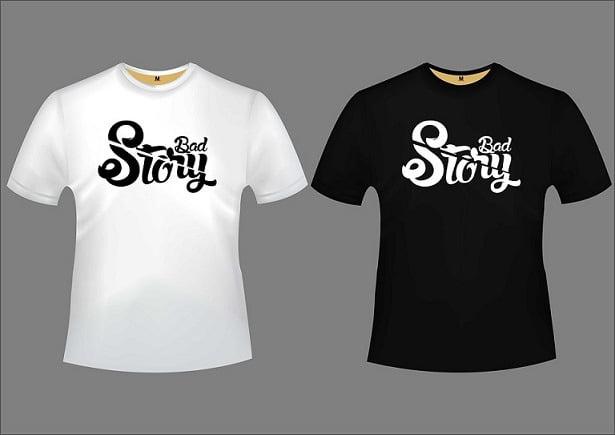 Photoshop T Shirt Templates