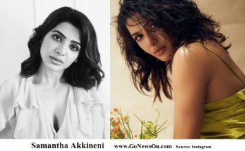 Samantha Akkineni Actress